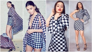 Fashion Faceoff: Alia Bhatt or Shraddha Kapoor - Whose Checkered Outfit Gets Your Vote?
