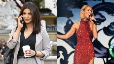Text For You: Priyanka Chopra Lands New Hollywood Film Alongside 'My Heart Will Go On' Singer Celine Dion