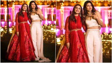 Priyanka 'Mimi' Chopra Has a Glamourous Birthday Wish for Sister Parineeti 'Tisha' Chopra (See Pic)