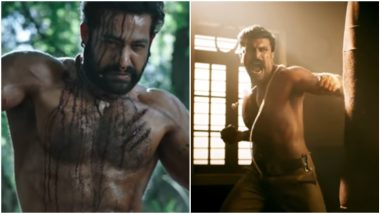 Jr NTR's Bheem Intro or Ram Charan's Ramaraju Intro - Which RRR Teaser Did You Like More? Vote Now