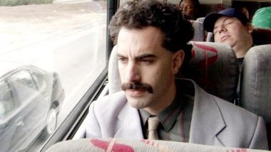 Borat 2: Sacha Baron Cohen's Subsequent Moviefilm Gets Mixed Reviews From the Critics