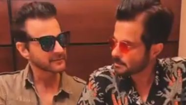 Anil Kapoor Calls Brother Sanjay Kapoor a 'Younger, Brighter, Fun-Ner Version' of Himself in a Cute Birthday Wish Tweet