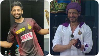 Shah Rukh Khan Delivers His Popular Dialogue, 'Rahul Naam toh Suna Hoga', As Rahul Tripathi Picks up the Man of the Match Award After KKR vs CSK, IPL 2020