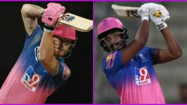 'RR Best Chasers' Twitterati All Praises for Ben Stokes, Sanju Samson, Steve Smith After Rajasthan Royals' Impressive Win Over Kings XI Punjab