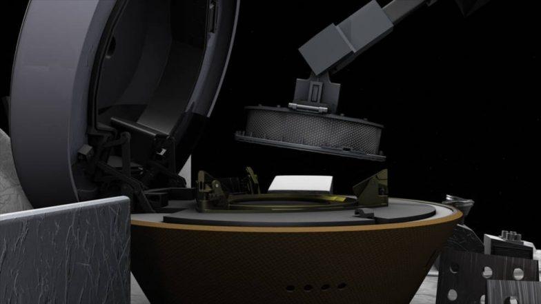 NASA Spacecraft OSIRIS-REx to Stow Asteroid Sample to Stop Leakage