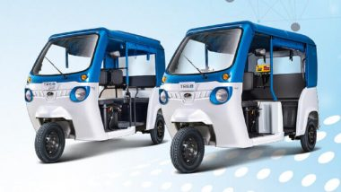 Mahindra Electric Launches New Cargo 3-Wheeler Treo Zor at Starting Price of Rs 2.73 Lakh