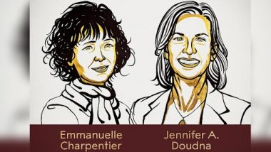 Nobel Prize in Chemistry 2020 Winners: Emmanuelle Charpentier And Jennifer A Doudna Receive the Honour for Development of Method for Genome Editing