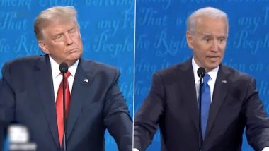 US Presidential Debate 2020 Key Highlights: From COVID-19 Pandemic, US-Mexico Border Issue to Climate Change; Here's What Donald Trump and Joe Biden Said at the Final Debate