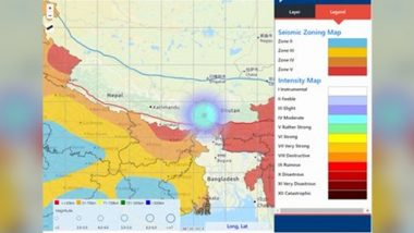 Earthquake in Sikkim: Quake of Magnitude 3.6 on Richter Scale Jolts Areas Near Gangtok