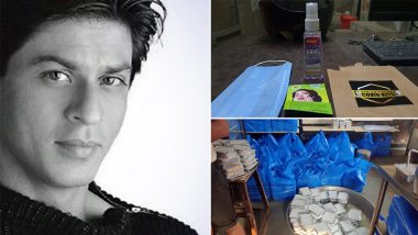 Shah Rukh Khan Fans Celebrate The Superstar's 55th Birthday By Donating 5,555 COVID-19 Kits, Distributing Meals And Other Social Causes