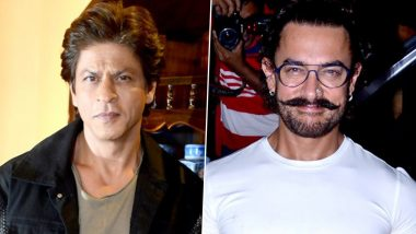 Aamir Khan Puts On the Director's Hat for Shah Rukh Khan's Cameo in Laal Singh Chaddha