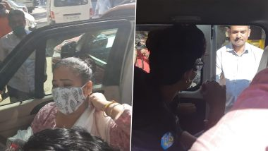 Bharti Singh and Haarsh Limbachiyaa Reach NCB Office For Questioning After House Raid (View Pics)