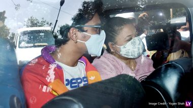 Bharti Singh and Haarsh Limbachiyaa Given Judicial Custody Till December 4 In Drug Probe