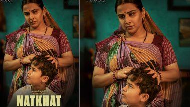 Vidya Balan's Short Film Natkhat Eligible For Oscar Nomination!