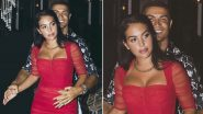 Cristiano Ronaldo Shares Super-Romantic Photo To Wish Girlfriend Georgina Rodriguez in Birthday (See Post)