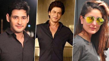 Happy Birthday Shah Rukh Khan: Kareena Kapoor Khan, Mahesh Babu, Ayushmann Khurrana, Rajkummar Rao Wish The Superstar Happiness And Love