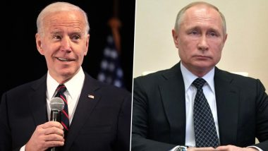 Vladimir Putin Refuses to Recognize Joe Biden as US President-Elect, Adds 'Russia Willing to Work With Any US Leader'