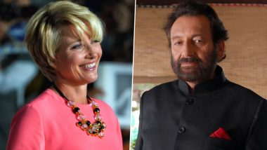 What's Love Got To Do With It?: Shekhar Kapur Wraps Shoot of His Next With Oscar-Winning Actress Emma Thompson