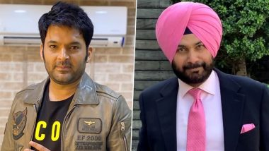 Kapil Sharma Meets Navjot Singh Sidhu in Chandigarh! Is the Former Judge All Set to Come Back on The Kapil Sharma Show?