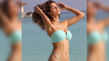 Disha Patani's New Bikini Pic Will Leave Your Heart Beating Slow Motion Mein