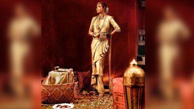 Yo or Hell No? Malaika Arora's Glittery Outfit by Tarun Tahiliani