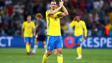 Zlatan Ibrahimovic Takes Credit for Italy's Euro 2020 Win, Congratulates Azzurri With a Witty Post on Instagram