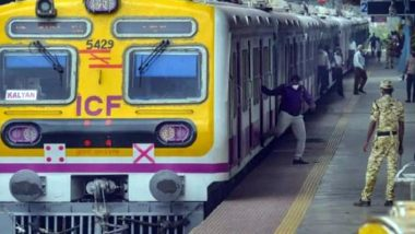 Maharashtra HSC, SSC Supplementary Exams 2020: Railways Allows Teaching And Non-Teaching Staff, Students to Travel by Mumbai Local Trains Up To December 10