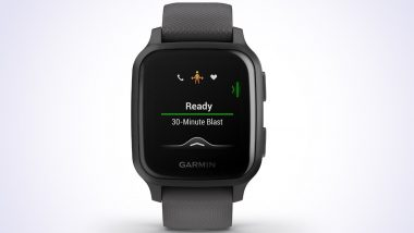 Garmin Venu Sq & Venu Sq Music Edition Smartwatches Launched, India Prices Start From Rs 21,090