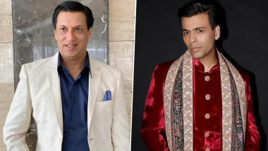 Madhur Bhandarkar Slams Karan Johar for Misusing the Title 'Bollywood Wives' Which Is Registered by Him