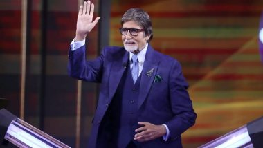 Amitabh Bachchan Wraps Up Kaun Banega Crorepati 12 Shoot; Actor Pens Down Heartwarming Farewell Note