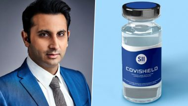 COVID-19 Vaccine Update: Efficacy of AstraZeneca's Covishield Rises to 90% if Doses Given 2–3 Months Apart, Says Adar Poonawalla