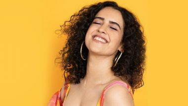 Sanya Malhotra's Dream Project Is a Dance Film, Hopes to Work on One in 2021!