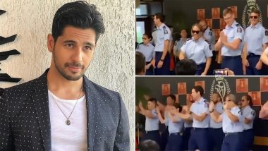 Sidharth Malhotra Shares His Happy Reaction as New Zealand Police Celebrate Diwali By Dancing on his Kala Chashma Song