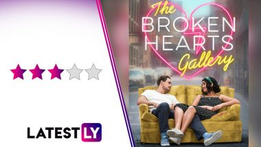 The Broken Hearts Gallery Movie Review: Geraldine, Dacre's Chemistry Makes This Romcom Watchable