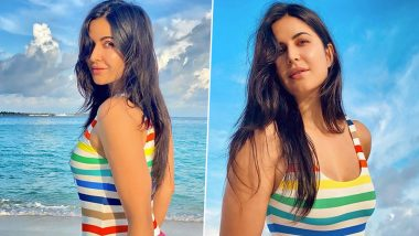 Katrina Kaif Looks Forward to 2021 with Optimism and These Q&A's of the Bollywood Diva Is Proof
