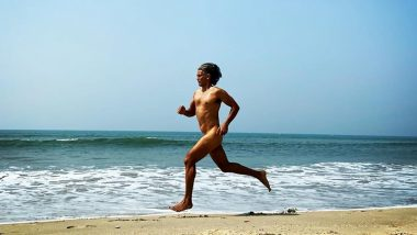 After Poonam Pandey, Milind Soman Booked For Running Naked on Goa Beach