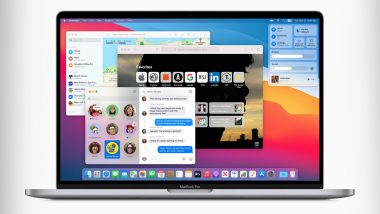 Apple macOS Big Sur With Key Design Enhancements Officially Released: Report