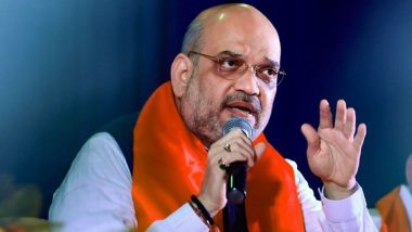 Amit Shah Lashes Out at Maharashtra Govt After Mumbai Police Arrest Republic TV Editor Arnab Goswami, Says 'Congress And Its Allies Shamed Democracy Again'