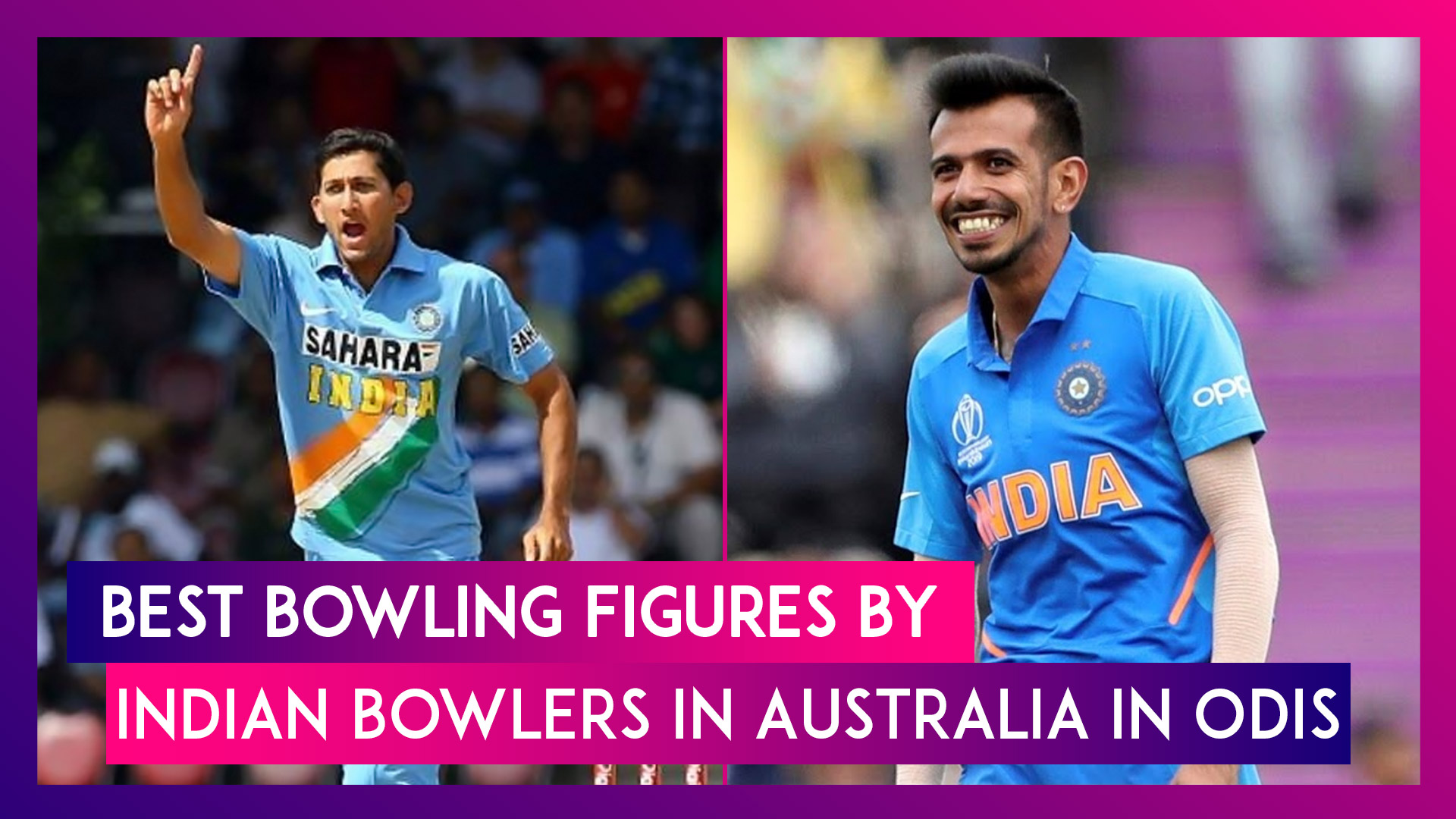 From Kapil Dev to Yuzvendra Chahal, Best Bowling Figures By Indian Bowlers In Australia In ODIs