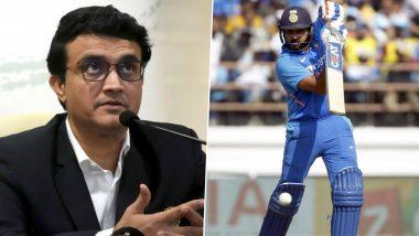 Rohit Sharma Injury Update: MI Skipper Still Not Fully Fit, Says BCCI President Sourav Ganguly