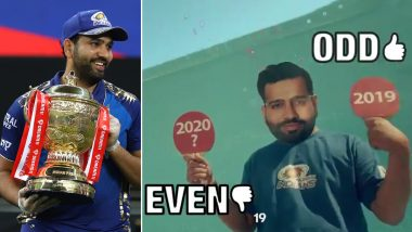 Rohit Sharma Responds To Popular IPL Ad After Leading MI To Indian Premier League 2020 Title Win