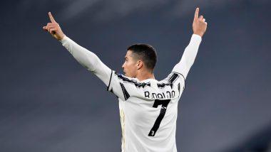 Cristiano Ronaldo Beats Lionel Messi, Robert Lewandowski, Arturo Vidal & Others to Win Golden Foot Award 2020