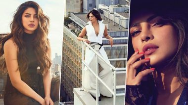 Priyanka Chopra's New Glamorous Pictures for Femina Command Your Attention (View Pics)