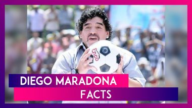Diego Maradona Dead: Facts And Stats From Legendary Footballer's Career And Life