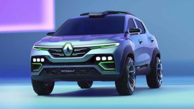 Renault Kiger Sub-Compact SUV Concept Breaks Cover; India Launch By Next Year