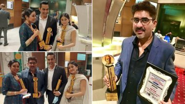 Rajan Shahi's Shows Anupamaa and Yeh Rishta Kya Kehlata Hai Win Multiple Dadasaheb Phalke Awards