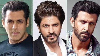 Salman Khan, Shah Rukh Khan to Be a Part of Hrithik Roshan's War Sequel?
