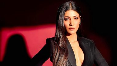 Shruti Haasan on Mental Health: It Is Really Simple and Really Complex at the Same Time