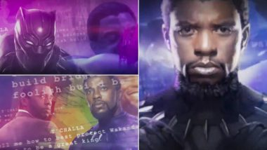 Disney+ Updates Its Marvel Studios Logo With Glimpses of Black Panther as a Tribute to Chadwick Boseman  (Watch Video)