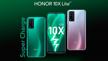 Honor 10X Lite to Be Launched Globally on November 10, 2020